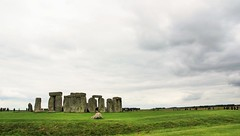 Waiting for Solstice (little_frank) Tags: uk england panorama history monument beautiful beauty skyline landscape view britain landmark legendary solstice stonehenge wiltshire epic worldheritage