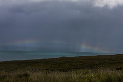 'Rainbow Aurora' (Alex_Wyatt_Photos) Tags: sea skye rain shower scotland rainbow aurora