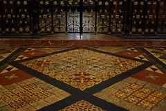 The floor (randihausken) Tags: ireland dublin churches saintpatrickscathedral kirker