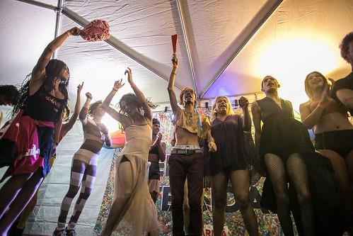 Desfile Trans | Tenda da Diversidade | Festival da Utopia 2016
