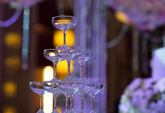 champagne glasses for celebrate wedding (leykladay) Tags: alcohol anniversary background banquet beverage bow bride celebrate celebration ceremony champagne cheers congratulations crystal decor decorative design drink elements engagement entertainment event feast festive glass greeting groom happy holiday laying liquid love marry merry night occasion party pleasure ribbon romantic scenery solemn sparkle symbol toast tower tradition wedding wine winter
