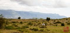 Great Rift Valley Escarpment (DragonSpeed) Tags: africa landscape tanzania safari arusha escarpment tzday02 africanwildcatsexpeditions