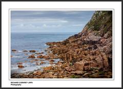 Porth Nanven (Chalky666) Tags: sea seascape painterly beach rock landscape cornwall cliffs boulders