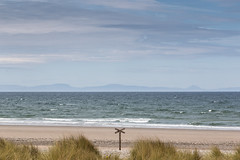 Findhorn Horizon (Chris B70D) Tags: trip friends summer mist storm beach rain weather landscape coast scotland highlands scenery waves cloudy no exploring north scottish we more dont end need uni elgin findhorn kinloss portsoy eduction