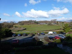 View from hotel window (live-that-life) Tags: wales cymru mar12
