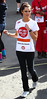 Jessica-Jane Clement Sainsbury's Sport Relief Mile 2012 - London