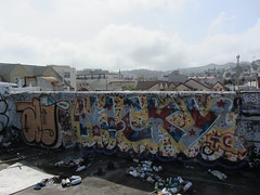 ANT / HICKY (Same $hit Different Day) Tags: graffiti bay san francisco ant bn area 1k tck hicky antone