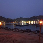 "Dusk at Chalok Baan Kao Bay <a style=""margin-left:10px; font-size:0.8em;"" href=""http://www.flickr.com/photos/14315427@N00/6887911040/"" target=""_blank"">@flickr</a>"