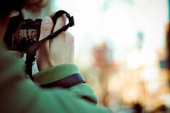 Street shooting (aaronleevani) Tags: street city urban vancouver canon 50mm dof bc bokeh ef50mmf18ii pictureinpicture rebelxsi streetsofmine
