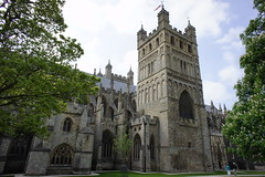 Exeter Cathedral (barnyz) Tags: uk england cathedral gothic devon exeter