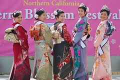 Court Introductions - 2012 Northern California Cherry Blossom Festival