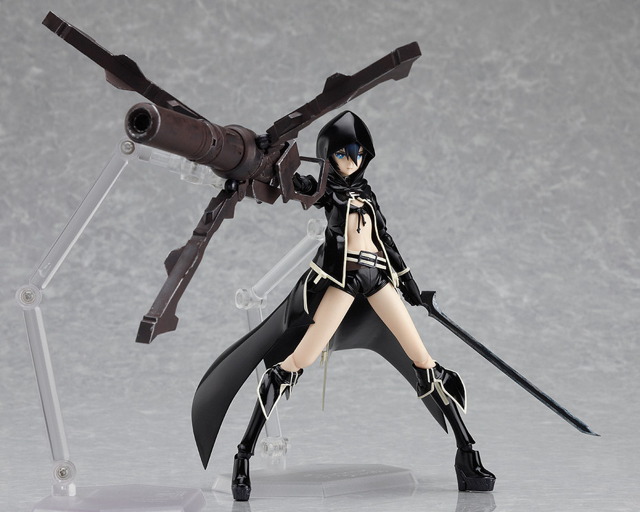 Black Rock Shooter TV Animation Figure