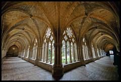 Monasterio de Veruela (danielico) Tags: sony zaragoza aragon a200 angular monasterio borja 10mm aragn tarazona veruela monasteriodeveruela
