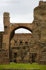 "Thermae Antoninianae • <a style=""font-size:0.8em;"" href=""http://www.flickr.com/photos/89679026@N00/7080547817/"" target=""_blank"">View on Flickr</a>"