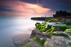 to be grateful for the small things... (Dyahniar Labenski) Tags: longexposure sunset bali fog night nikon asia day cloudy 1024mm pererenan d7000 lee10stopper dyahniar