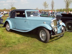 116 Alvis Crested Eagle (1933) (robertknight16) Tags: 1930s british alvis