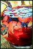 Sangria Immersion ~~~ (linnyfal) Tags: selfportrait fruit drink beverage pitcher sangria blinkagain