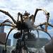 横浜開国博Y150で見た巨大蜘蛛ロボット ラ・マシンの写真