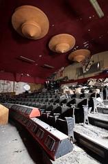 Swansea Elysium (slaterspeed) Tags: cinema closed theatre decay elysium bingo derelict ue urbex swansa