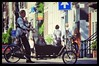6pm (Amsterdamize) Tags: netherlands amsterdam streetphotography passengers rushhour urbancycling citycycling peopleonbicycles peopleonbikes amsterdamize bikeams bicyclepassengers
