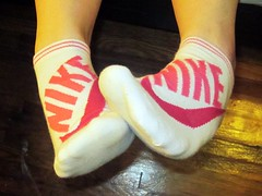 Smelly navy socks stinky - 3 part 10