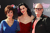 Katy Perry with parents, Keith and Mary Hudson Los Angeles premiere of 'Katy Perry: Part of Me' held at The Grauman's Chinese Theatre - Arrivals Los Angeles, California