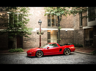 Turbo Acura NSX (Explored)