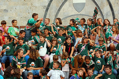 Palio, Siena (MikePScott) Tags: camera italy lens italia events tuscany siena toscana palio nikond40 nikon70300mmf3556vr