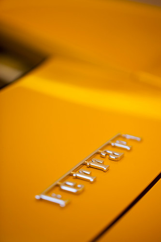 Ferrari back logo