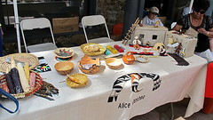 Hopi Festival - traditional arts and crafts - ...