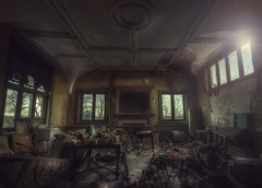 perfect pandemonium (andre govia.) Tags: windows urban house never building abandoned buildings photo place shot photos decay ghost andre creepy explore stop manor exploration belongings urbex govia