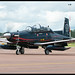T-6B 'N3000B' Hawker Beechcraft