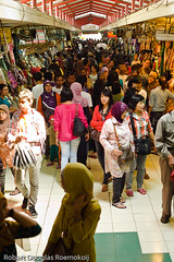 Another Sale! (Robert Douglas Roemokoij) Tags: street food color canon asian java bokeh colorfull traditional central hijab transportation ambient jogja jogjakarta orient nite dokar becak batik streetshot martabak