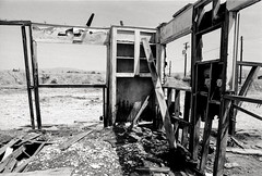 if you built yourself a myth, youd know just what to give (Super G) Tags: blackandwhite bw abandoned film 35mm 50mm nikon ruins shell n80 beachhouse saltonsea fujineopan400 selfdeveloped bombaybeach d7695mins68d11 youdisintentionallyspelledthatwaybecausethatsthewaythelyricreads
