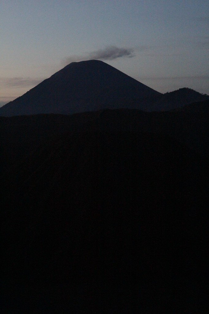 Early morning, Gunung Bromo, East Java, Indonesia