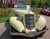 36. Internationales Oldtimer-Meeting Baden-Baden 2012 - Auburn