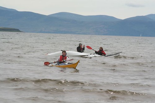 Scottish Womens Sea Kayaking Festival 8