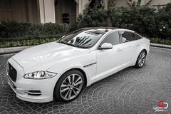 Jaguar XJL-10.jpg (CarbonOctane) Tags: white dubai shoot uae review july jaguar 2012 xj carbonoctanecom 2012jaguarxjl