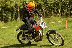 Abbeycwmhir - July 2012 - Tim Dallaway [ Hickie BSA ] (ericmiles47) Tags: bsa hickie dallaway classicscramble