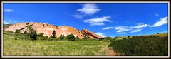Red Rocks State Park - 20 (mastrfshrmn) Tags: statepark red sky panorama nature field outdoors photo scenery colorado colorful amphitheatre picture denver photograph redrocks amphitheater morrison hdr