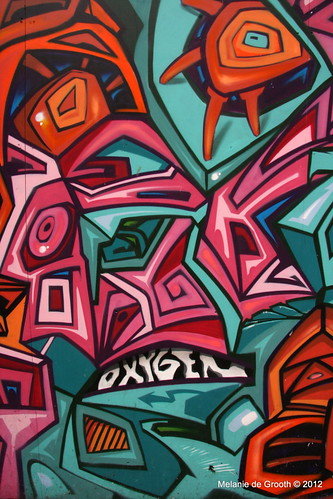 Graffiti by Deams (Oxygen Thievez Collective)