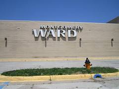 Montgomery Ward - Metro North Mall (MikeKalasnik) Tags: montgomery ward