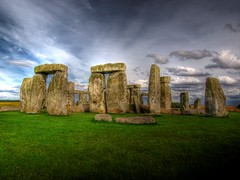 Stonehenge (PhilnCaz) Tags: summer castle history castles eh stone ruins stones nt ruin scenic somerset historic stonehenge nationaltrust hdr e5 henge druids englishheritage photomatix solsbury tonemapped thenationaltrust philncaz somersetholiday2012