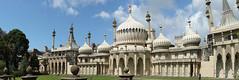 ROYAL PAVILION IN BRIGHTON (Bader Bouqammaz) Tags: trip travel vacation brighton united royal kingdom prince queen pavilion