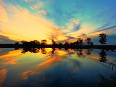 A memorable night at the lake. (1suncityboi) Tags: rememberthatmomentlevel1 rememberthatmomentlevel2 rememberthatmomentlevel3 dscw690