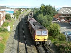 60049 at Latchford on 6F84 LBT-F.F.P.S 18/08/2012 (37686) Tags: 71 class tug 60 ug ews dbschenker