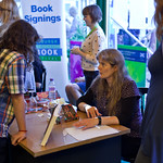 Lari Don book signing
