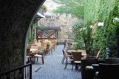 Restaurant at No. 5 Str. Regele Ferdinand - Cluj-Napoca, Jud. Cluj, Romania (Wayne W G) Tags: bar restaurant bars europe restaurants easterneurope romanian cluj clujnapoca geo:country=romania