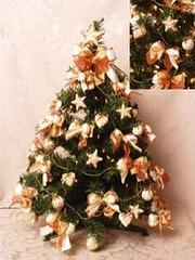 rvore de Natal com fitas (Clube de Artesanato) Tags: natal casa artesanato decorao fitas ideias rvoredenatal dicas passoapasso comofazer artesmanuais fitasprogresso clubedeartesanato