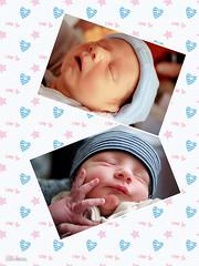 79 ~ 365 (BGDL) Tags: portraits james diptych babies lewis nikond7000 bgdl lightroom5 captureyour365 nikkor50mm118g cy365 nikkor40mm128g